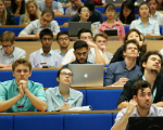 Medical Students in Lecture Theatre 1